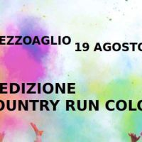 Country Run Color a Rezzoaglio